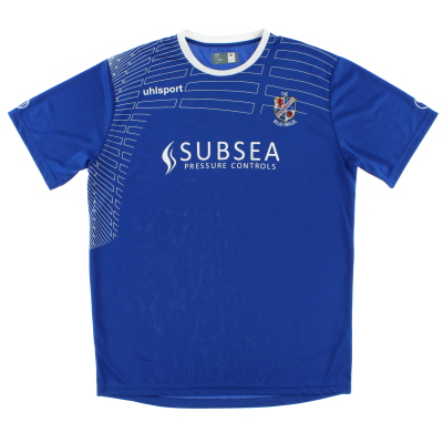 2014-15 Cowdenbeath Home Shirt XXL