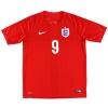 2014-15 England Away Shirt Sturridge #9 *Mint* XL.Boys