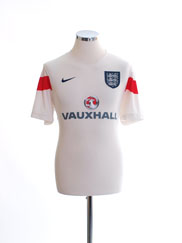 2014-15 England Training Shirt M