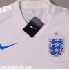 2014-15 England World Cup Home Shirt *BNWT* M