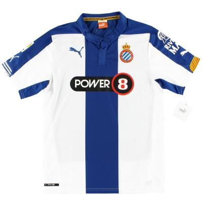 2014-15 Espanyol Home Shirt *BNIB*