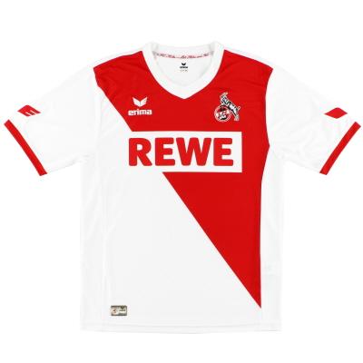 2014-15 FC Koln Home Shirt L