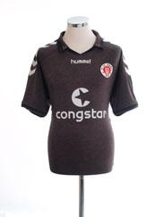 2014-15 FC St. Pauli Home Shirt L