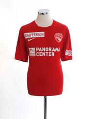 2014-15 FC Thun Home Shirt *Mint* L