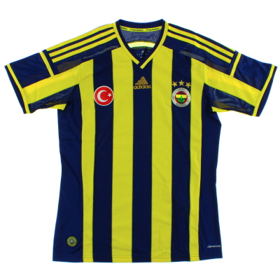 2014-15 Fenerbahce Home Shirt *BNIB*