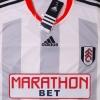 2014-15 Fulham Home Shirt *BNIB*