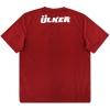 2014-15 Galatasaray Nike Basic Home Shirt XL