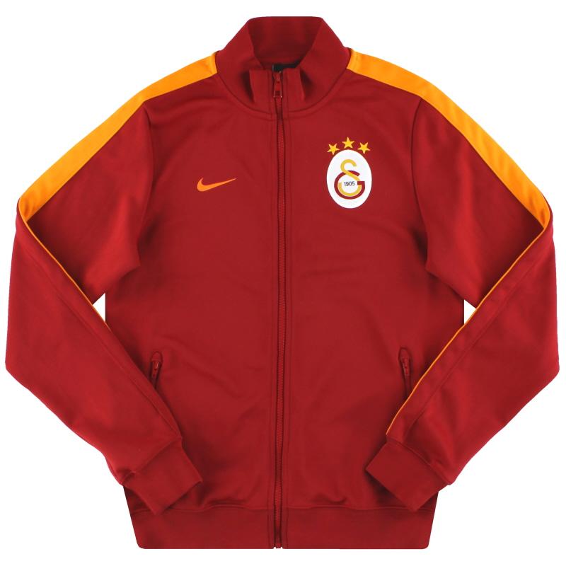 2014-15 Galatasaray Nike N98 Track Jacket *As New* S