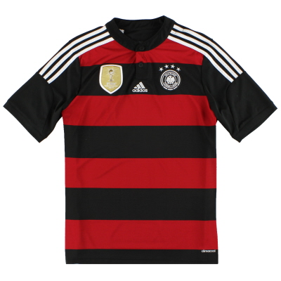 2014-15 Germany adidas Away Shirt *Mint* Y