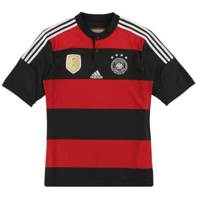 2014-15 Germany adidas Away Shirt S