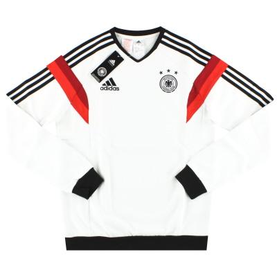 2014-15 Germany adidas DFB Sweatshirt *BNIB* XL.Boys