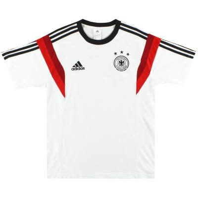 2014-15 Germany adidas Leisure Tee M