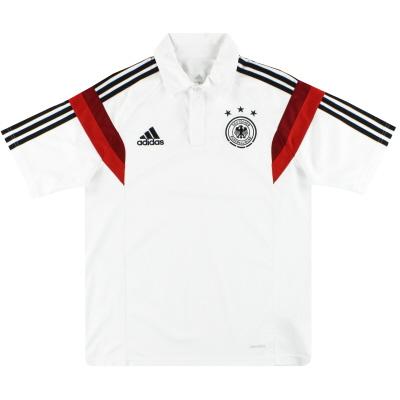 2014-15 Germany adidas Polo Shirt M