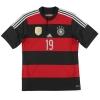 2014-15 Germany Away Shirt Gotze #19 *Mint* XL