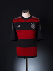 2014-15 Germany Away Shirt XXXL