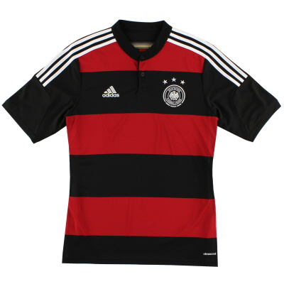 2014-15 Germany Away Shirt *Mint* M