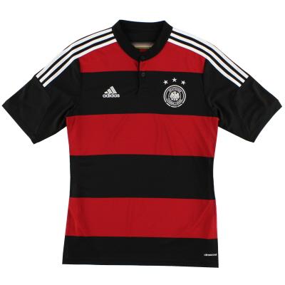 2014-15 Germany adidas Away Shirt L