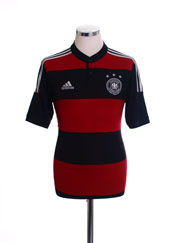 2014-15 Germany Away Shirt *Mint* XL