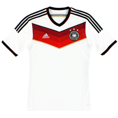2014-15 Germany adidas Home Shirt M