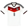 2014-15 Germany Home Shirt Ozil #8 S