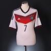 2014-15 Germany Home Shirt Schweinsteiger #7 M