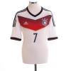 2014-15 Germany Home Shirt Schweinsteiger #7 *Mint* M