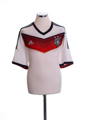2014-15 Germany Home Shirt *Mint* XL