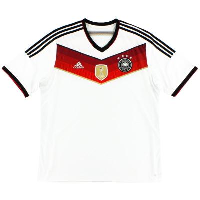 2014-15 Germany adidas Home Shirt XL