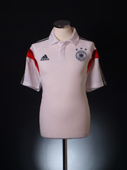 2014-15 Germany Polo Shirt L