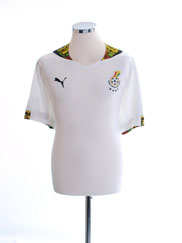 2014-15 Ghana Home Shirt XL