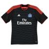 2014-15 Hamburg Away Shirt Lasogga #10 L
