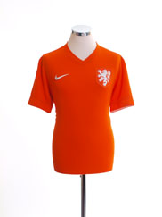 2014-15 Holland Home Shirt M