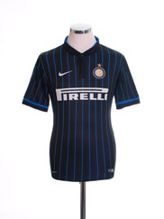 2014-15 Inter Milan Home Shirt *Mint* XL
