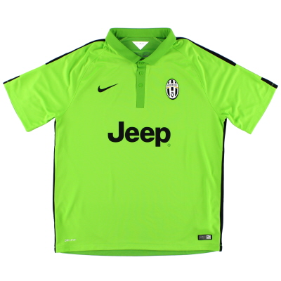 2014-15 Juventus Third Shirt *Mint* XL