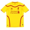 2014-15 Liverpool Away Shirt Sterling #31 L