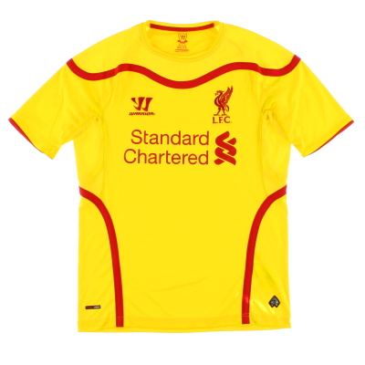 2014-15 Liverpool Away Shirt S