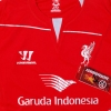 2014-15 Liverpool Warrior Training Shirt *BNIB* M