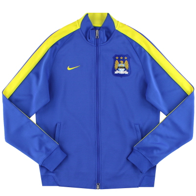 2014-15 Manchester City Nike N98 Track Jacket *As New* M