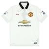 2014-15 Manchester United Away Shirt Di Maria #7 M