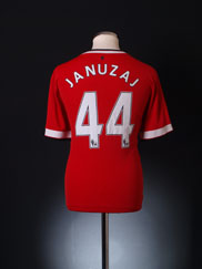 2014-15 Manchester United Home Shirt Januzaj #44 L