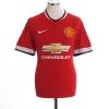 2014-15 Manchester United Home Shirt Falcao #9 L