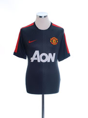 2014-15 Manchester United Nike Training Shirt L