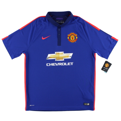 Retro Manchester United Shirt