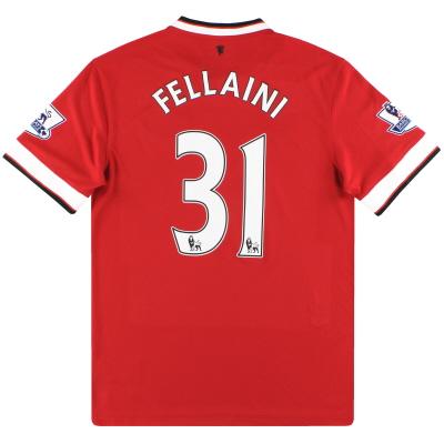 2014-15 Manchester United Nike Home Shirt Fellaini #31 *w/tags* M