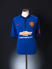 2014-15 Manchester United Third Shirt M