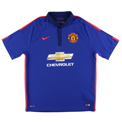 2014-15 Manchester United Third Shirt L.Boys