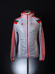 2014-15 Mexico adidas Anthem Presentation Jacket *BNIB*