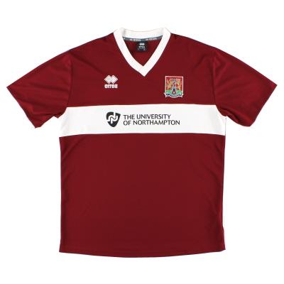 2014-15 Northampton Town Home Shirt XL