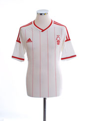 2014-15 Nottingham Forest Away Shirt M