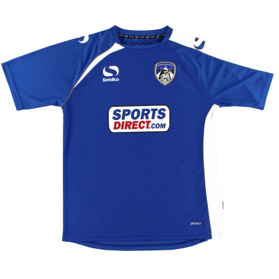 2014-15 Oldham Sondico Home Shirt M